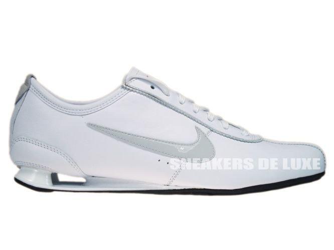 pretty nice ca680 8056d 316317-128 Nike Shox Rivalry White Neutral Grey-Black ...
