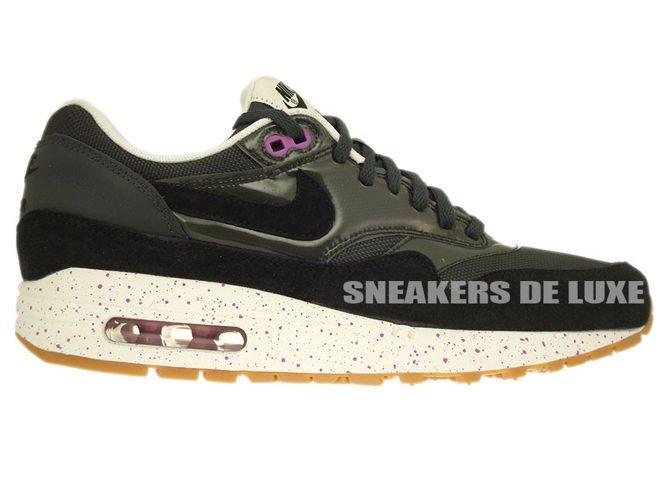 online retailer d29e3 90d82 319986-023 Nike Air Max 1 Anthracite Black-Club Pink-Sail ...