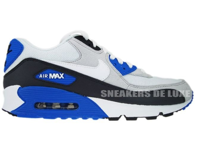 Official Images: Nike Air Max 90 White Obsidian