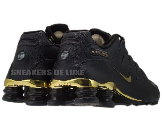 2f3e8f9ca4bf14 378341-200 Nike Shox NZ EU Velvet Brown   Metallic Gold 378341-200 ...