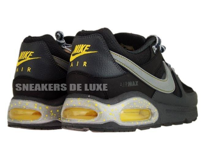 ... 397689-008 Nike Air Max Command Black Metallic Silver-Dark Grey ... a0890fc0c