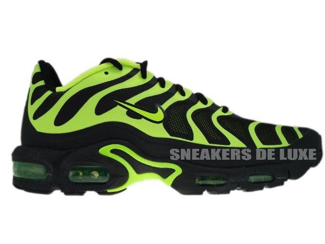 size 40 cfcc8 e5a0b 483553-070 Nike Air Max Plus TN 1.5 Hyperfuse Black Volt-Black ...