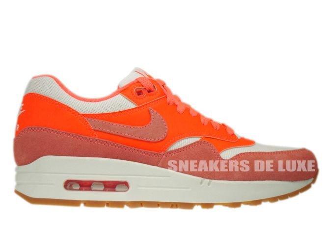 d18d18174c03 555284-106 Nike Air Max 1 Vntg Sail Bright Mango-Total Crimson-Gum ...