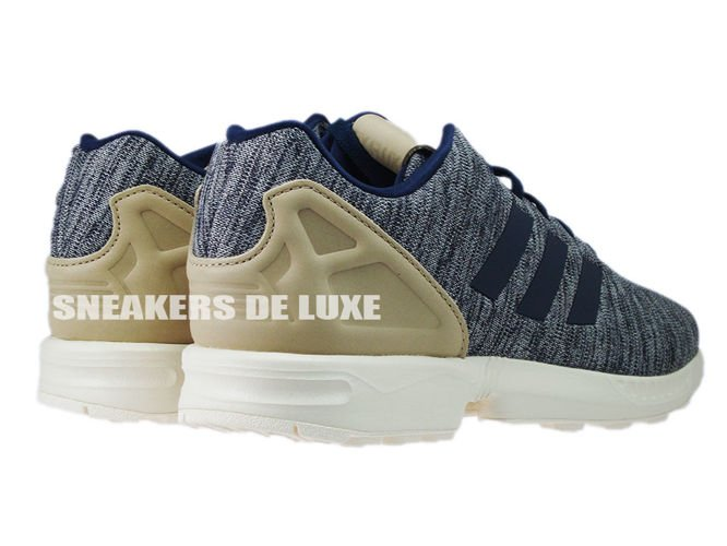 the best attitude ce4a6 56486 AQ3097 adidas ZX Flux Collegiate Navy/St Pale Nude F13/Chalk ...