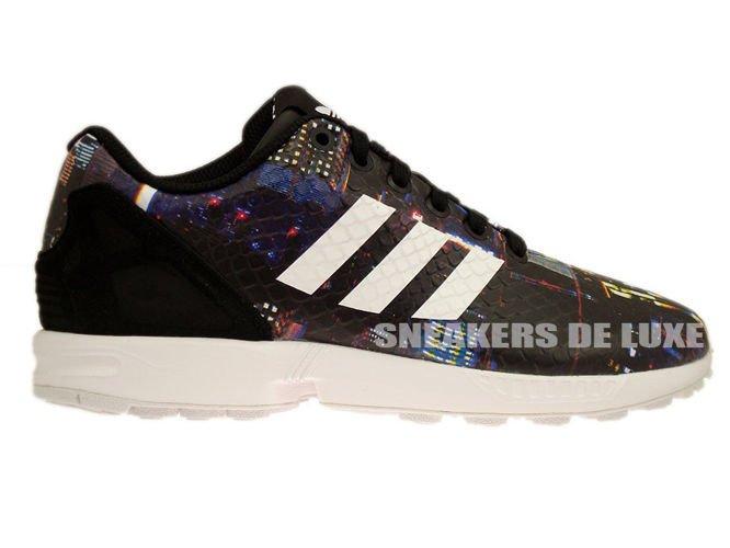 20d4ba0f2e3ad B25834 adidas ZX Flux Tokyo Tech Sneaker Boutique Pack B25834 adidas ...