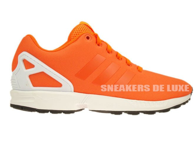 dcebf4f97d73d B34509 adidas ZX Flux solar orange   solar orange   core black ...