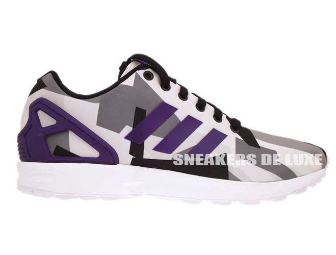 004132015115 ... sale b34517 adidas zx flux ftwr white collegiate purple core black  6ccd8 558c2