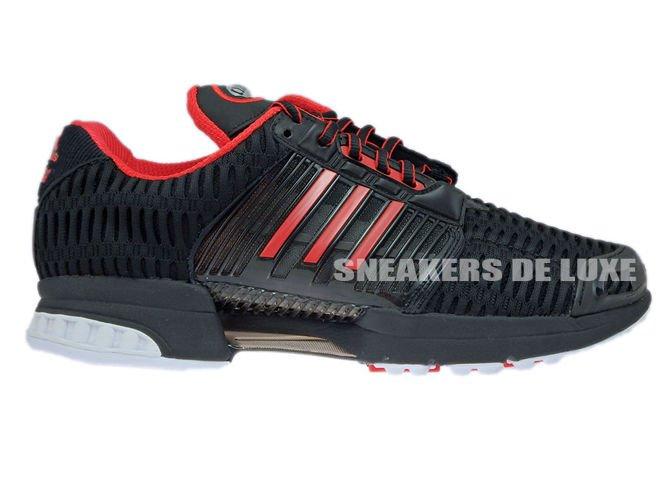 timeless design 94dcd f46d0 BA8612 adidas x Coca Cola ClimaCool 1 Core BlackRedFootwear