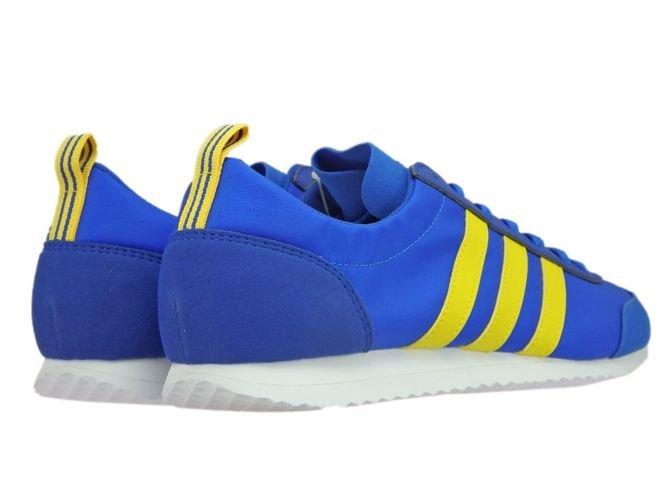 adidas neo bleu jaune