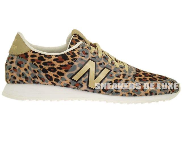 basket new balance leopard