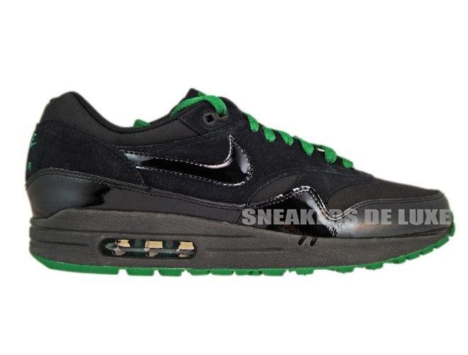100% authentic b1717 9bae9 Nike Air Max 1 Air Attack Pack Black Pine Green 308866-006 ...