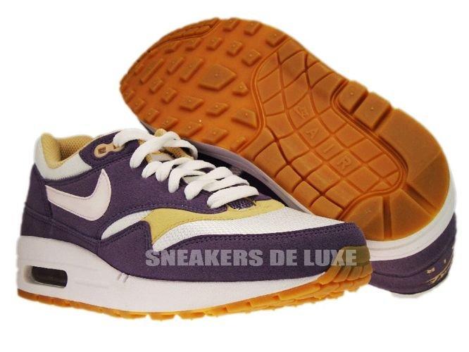 on sale f158a 08508 ... Nike Air Max 1 Daybreak White-Vegas Gold-Gum 319986-501 ...