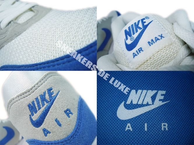 uk availability 06a52 2143f ... Nike Air Max 1 QS Varsity Blue 09 Original Retro 378830-141