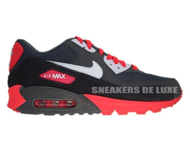 9466e231bd Nike Air Max 90 325018-046 Metallic Dark Grey/Pink 325018-046 Nike ...