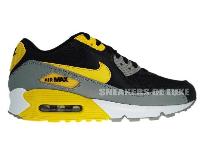 Nike Air Max 90 BlackVarsity Maize 325018 033 Nike  mens |