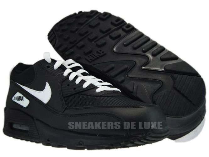 Nike Air Max 90 BlackWhite 309299 034 309299 034 Nike  mens |