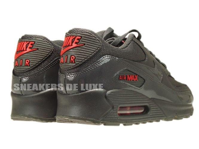 Nike Air Max 90 Midnight FogUniversity Red 325018 058 Nike
