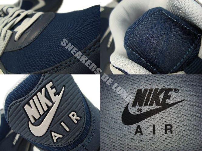 innovative design aa72f 44524 ... Nike Air Max 90 Obsidian Wolf Grey White