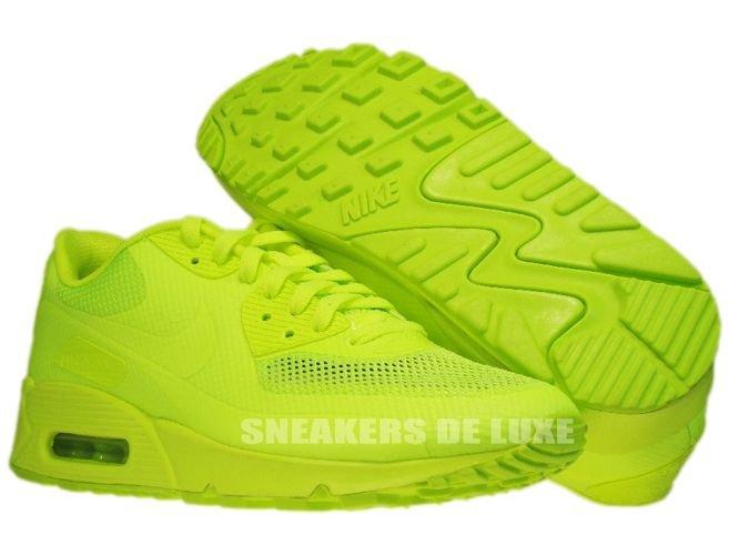 on sale 90a62 23b26 ... Nike Air Max 90 Premium Hyperfuse Volt Volt 454446-700 ...