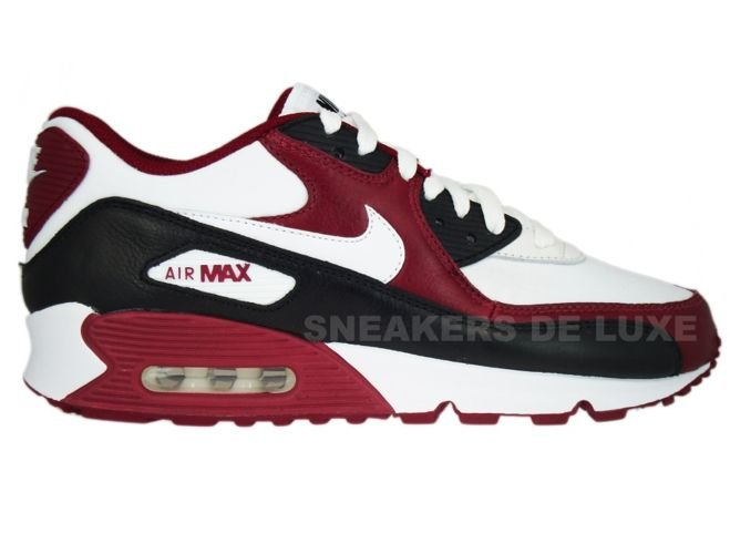Nike Air Max 90 Premium Womens Shoes White Red,nike air max