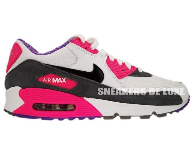 Nike Air Max 90 WhiteBlack Cool Grey Pink 325213 103 325213