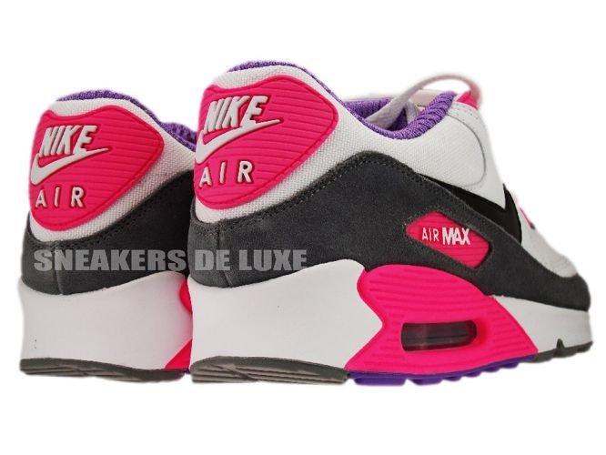Nike Air Max 90 WhiteBlack Cool Grey Pink 325213 103 325213