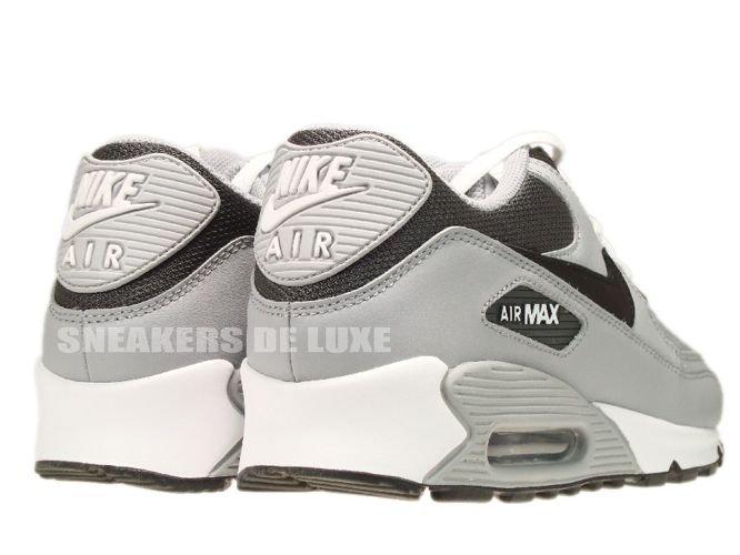 new styles e76ab 55410 ... Nike Air Max 90 Wolf GreyBlackMidnight Fog 325018-055 ...