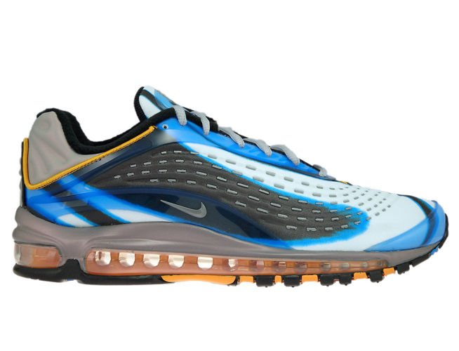 0e0deeca392 Nike Air Max Deluxe AJ7831-401 Photo Blue Wolf Grey AJ7831-401 Nike ...