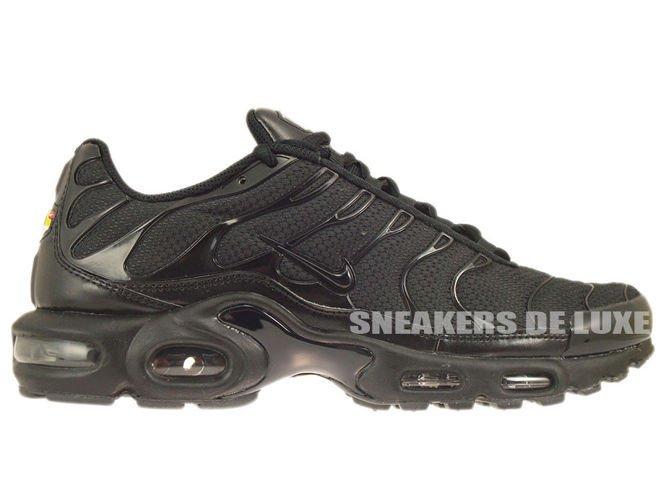 Nike Air Max Plus TN 1 Black/Black-Black ...
