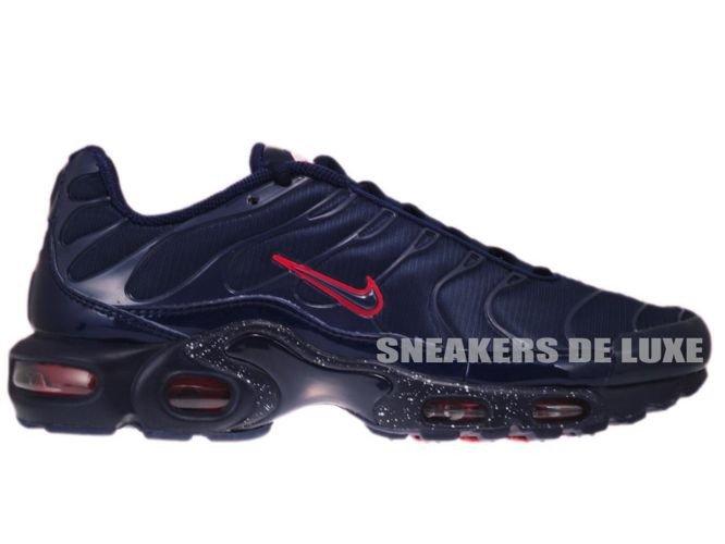 077eca962a Nike Air Max Plus TN 1 Obsidian/Obsidian-Challenging Red 605112-403 ...