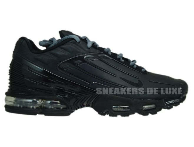 34d49c7b83 Nike Air Max Plus TN III 3 Black/Black 604201-005 604201-005 Nike ...