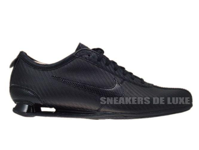 half off 36cac e82ff Nike Shox Rivalry Black Black 316800-012 ...