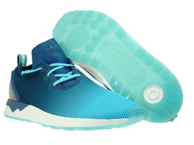 finest selection 05966 73001 S79056 adidas ZX Flux ADV Asymmetrical Blue Glow/Mineral ...