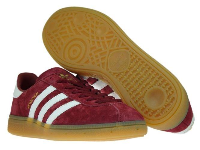 release date: 6da69 a0dbb ... adidas München BB2776 Collegiate BurgundyFtwr WhiteGum ...