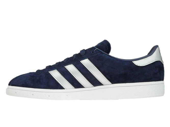 adidas Grand Prix shoes white blue gold