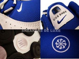 309502-400 Nike Shox Monster SL Varsity Royal/White-Black