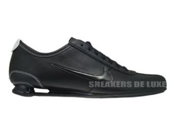 316317-017 Nike Shox Rivalry Black/Cool Grey
