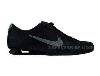 316317-026 Nike Shox Rivalry Black/Cool Grey