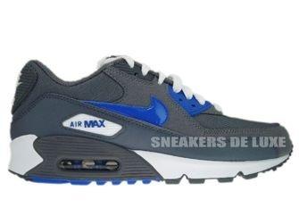 325213-007 Nike Air Max 90 Cool Grey/Varsity Royal