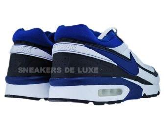 358797-107 Nike Air BW Classic White/Deep Royal