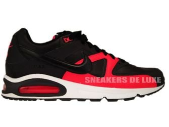 397689-006 Nike Air Max Command Anthracite/Black-Solar Red