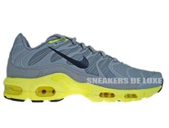 426882-002 Nike Air Max Plus TN 1.5 Medium Grey/Dark Shadow Lemon Twist