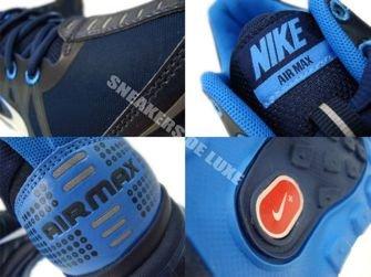 486978-401 Nike Air Max 2009+ Midnight Navy/White-Soar