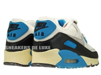 543361-104 Nike Air Max 90 OG Sail/Neutral Grey-Laser Blue-Black