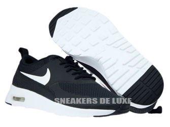 599409 020 Nike Air Max Thea BlackSummit White 599409 020
