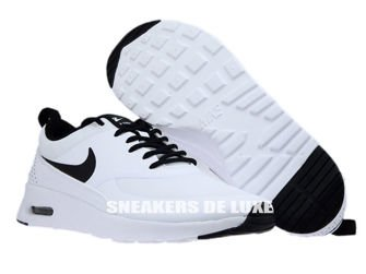 599409-102 Nike Air Max Thea White/Black-White