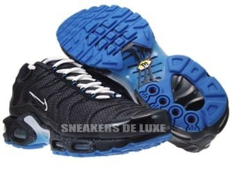 604133-052 Nike Air Max Plus TN 1 Anthracite/Black-Neptune Blue