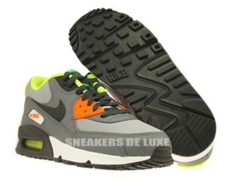705499-002 Nike Air Max 90 Wolf Grey / Cool Grey-White-Anthracite