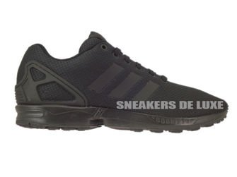 AF6404 adidas ZX Flux Core Black / Core Black / Dark Grey