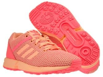 AQ6292 adidas ZX Flux Split K Sun Glow / Sun Glow / Flash Red